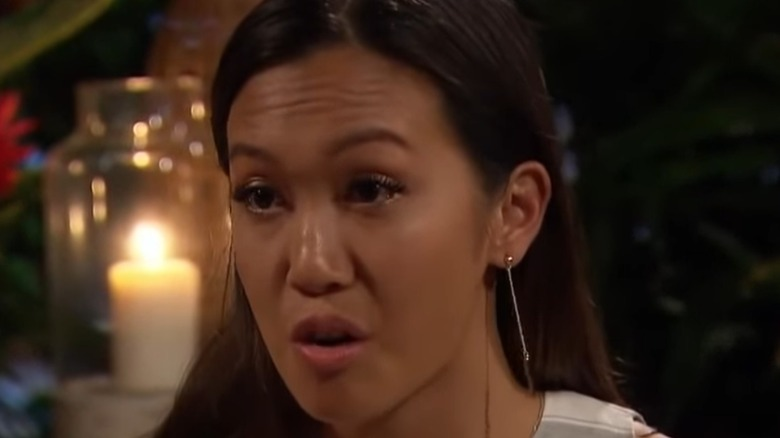 Tammy Ly on The Bachelor