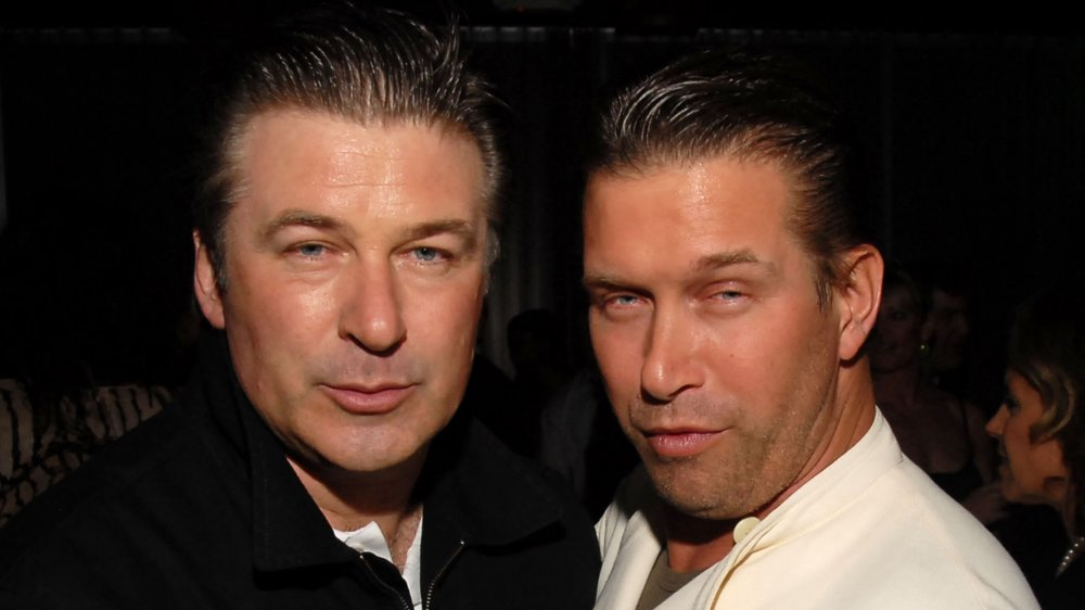 Alec and Stephen Baldwin
