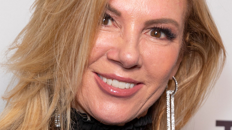 Ramona Singer smiling