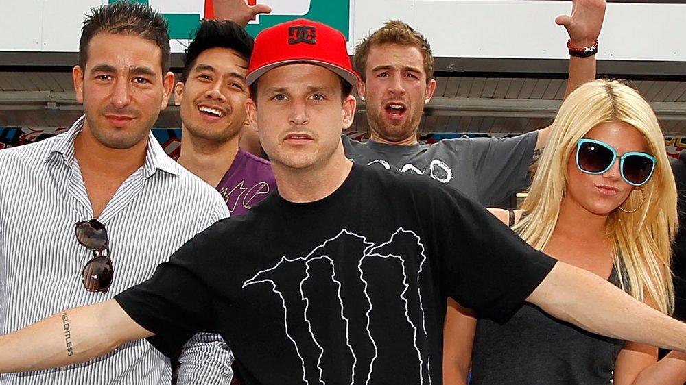 Jeremy Larner, Rob Dyrdek, Chris Pfaff, Chanel West Coast