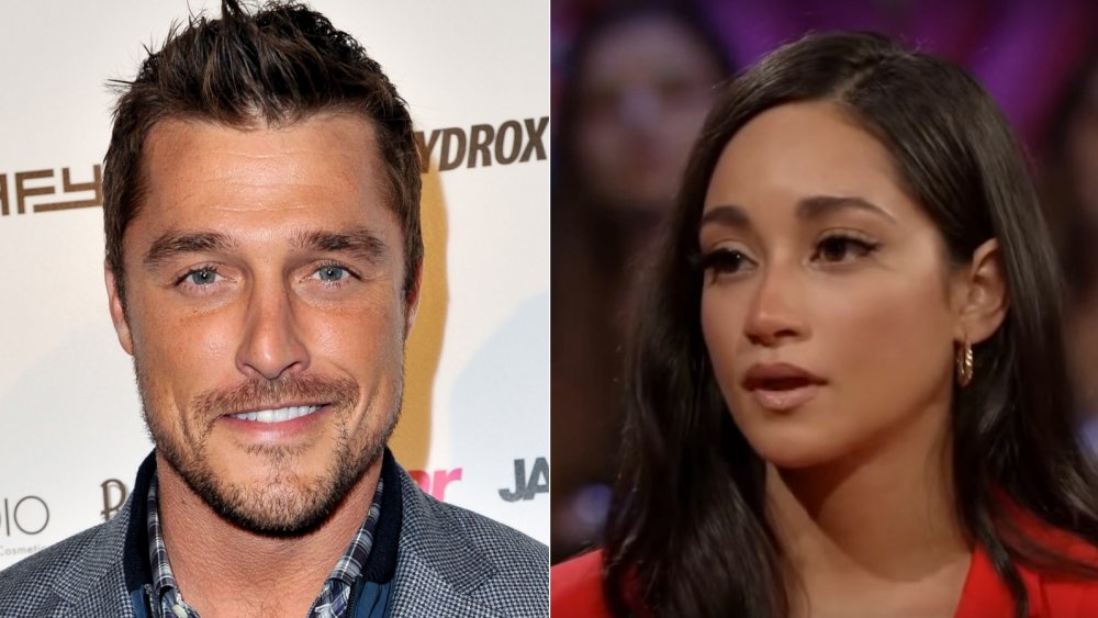 Chris Soules and Victoria Fuller