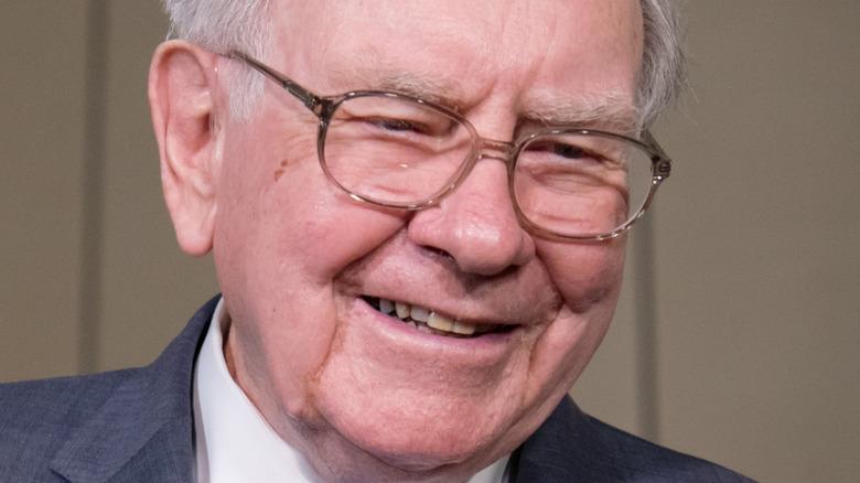 Warren Buffett in 2015