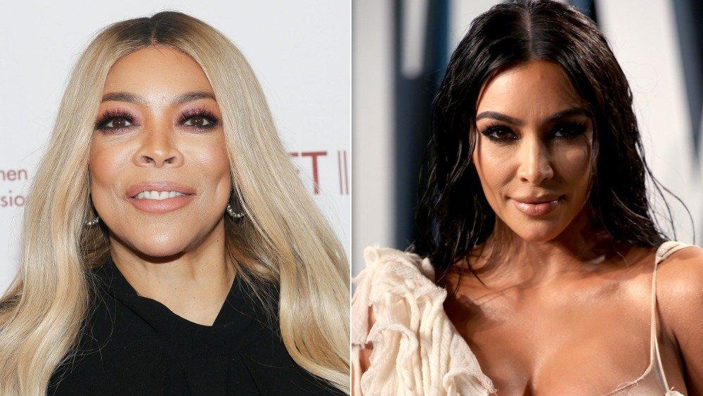 Wendy Williams and Kim Kardashian