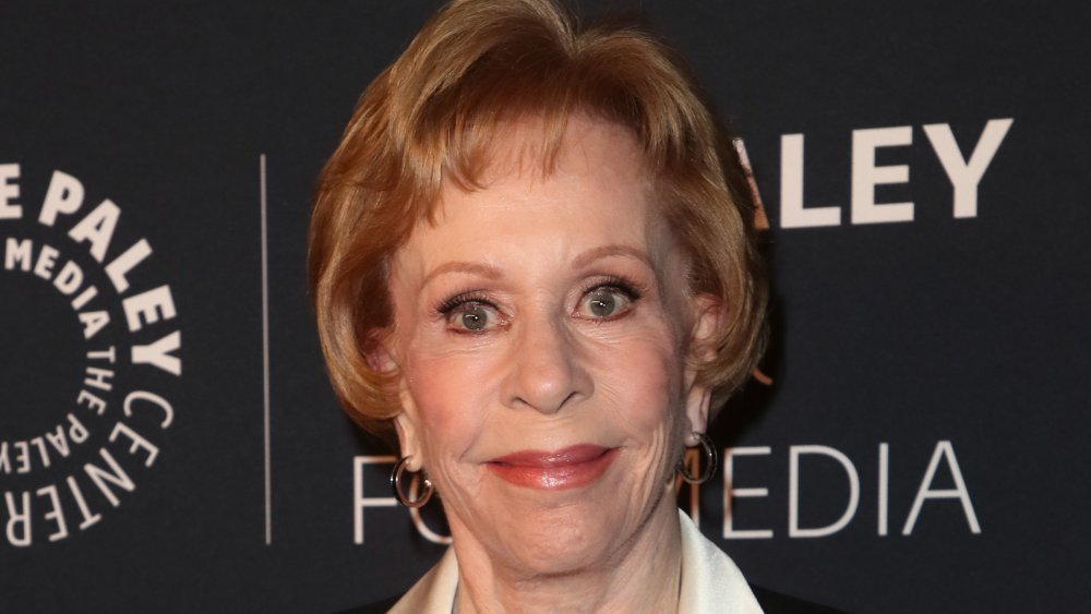 Carol Burnett attends The Paley Honors: A Special Tribute To Television's Comedy Legends