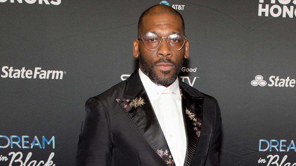 Jamal Bryant at the Black Music Honors