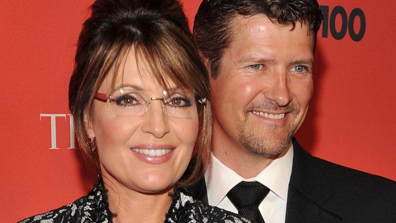 Sarah & Todd Palin