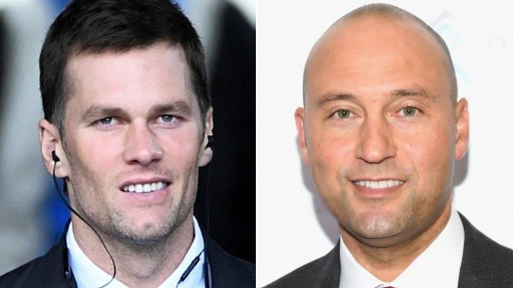 Tom Brady; Derek Jeter