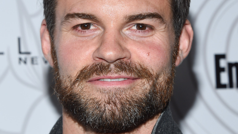 Daniel Gillies on the red carpet
