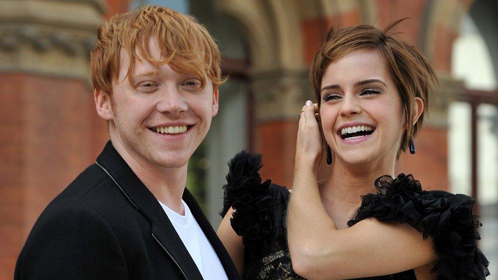 Rupert Grint, Emma Watson