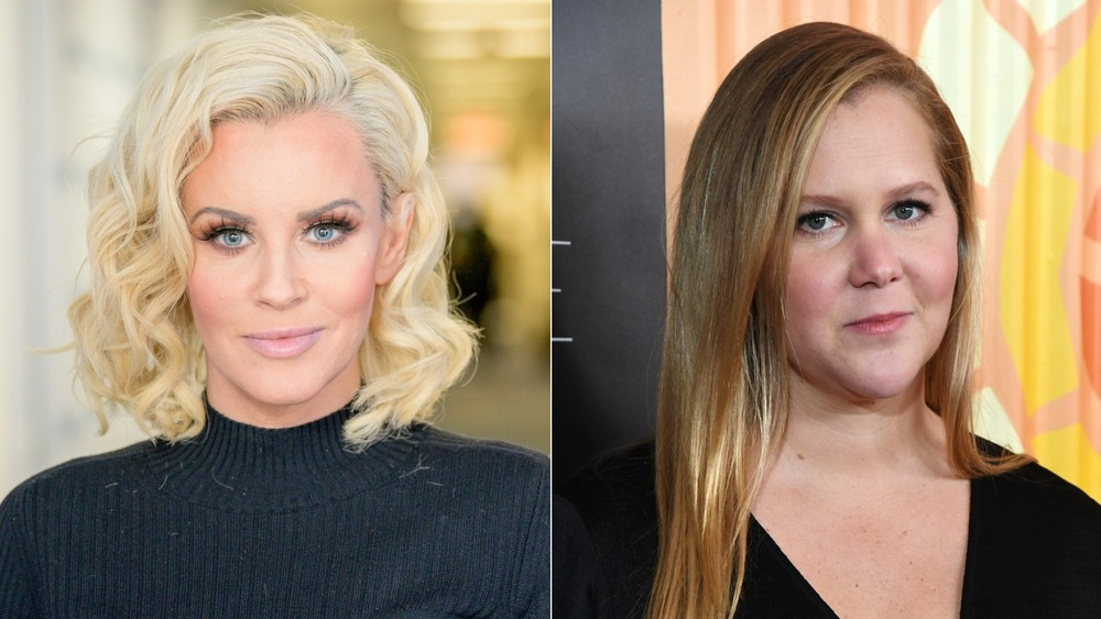 Jenny McCarthy and Amy Schumer