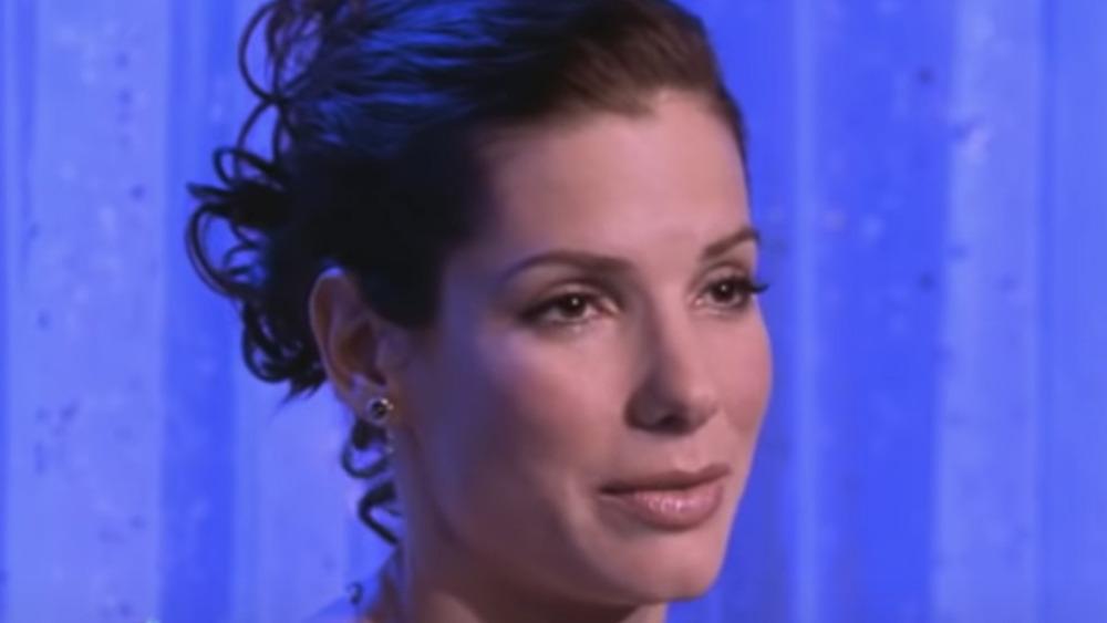 Sandra Bullock in Miss Congeniality