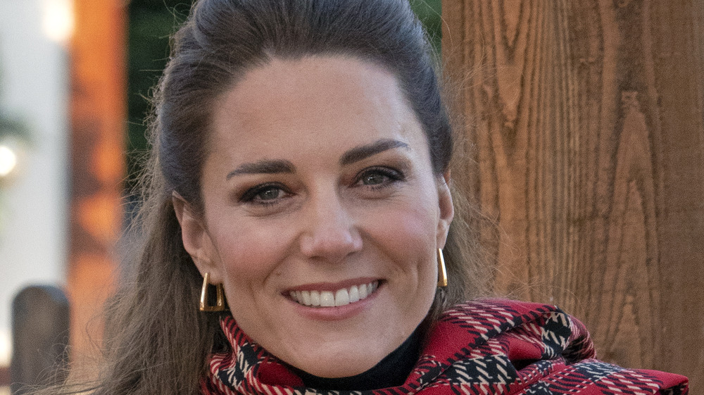 Kate Middleton at Cardiff Castle