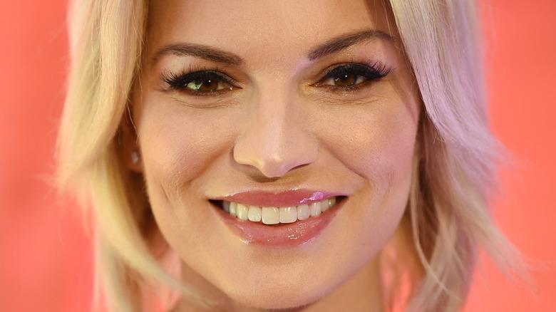 Lindsay Hubbard smiling