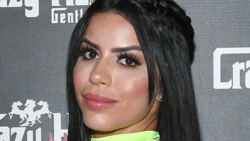 Larissa Lima at an event
