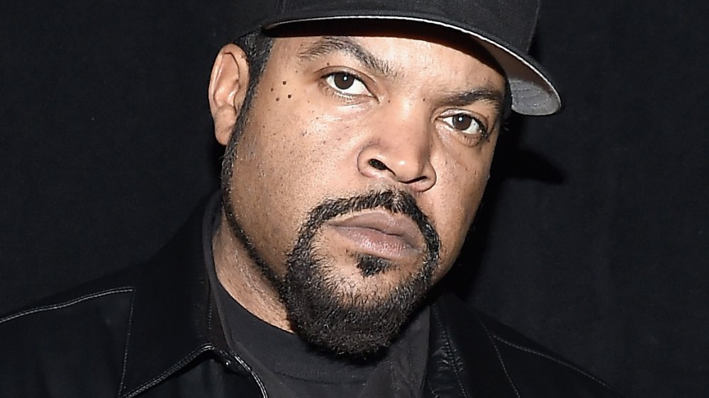 Ice Cube at the KENZO x H&M Launch event