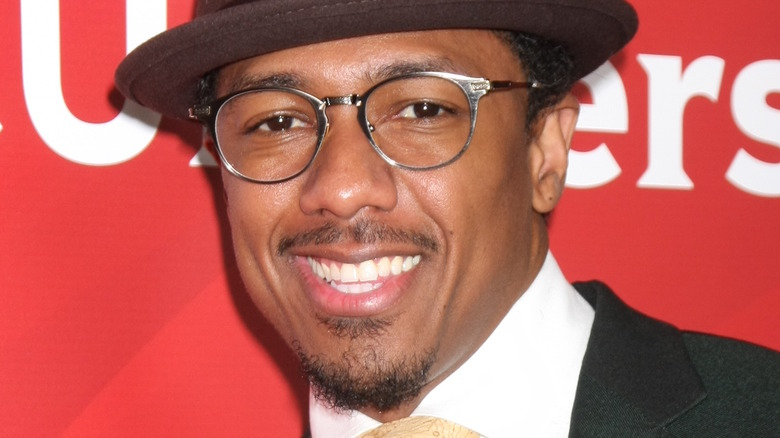 Nick Cannon at NBCUniversal Cable TCA Press Day Winter 2016