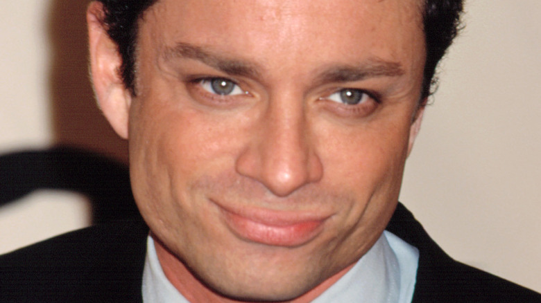 Comedian Chris Kattan