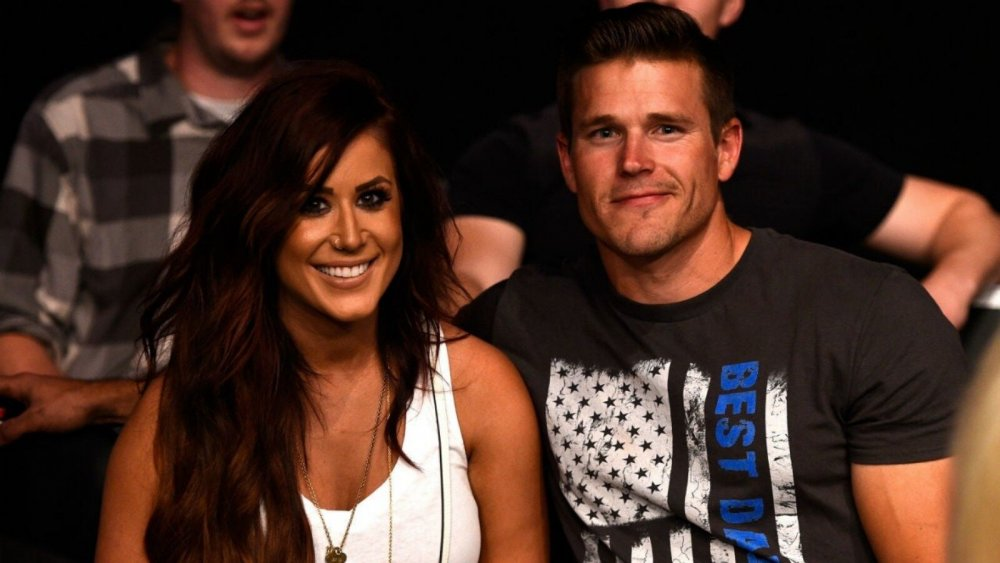 Chelsea Houska and Cole DeBoer from Teen Mom 2