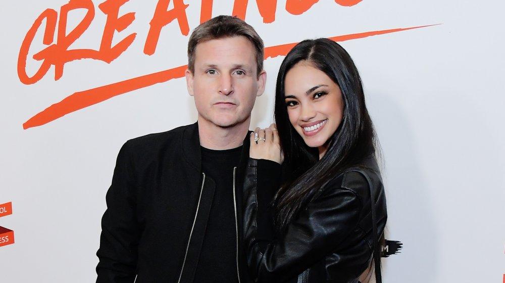 Rob Dyrdek and Bryiana Noelle Flores