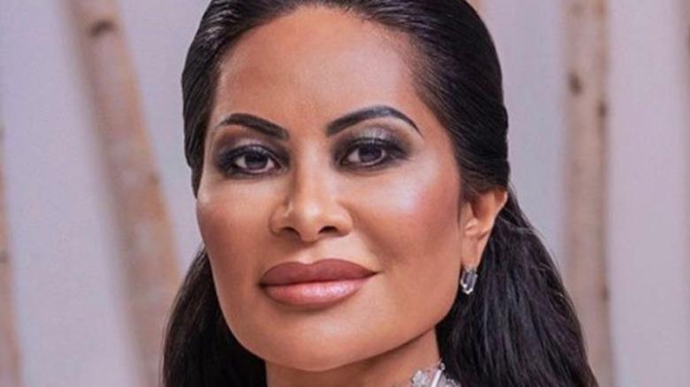 Jen Shah makeup