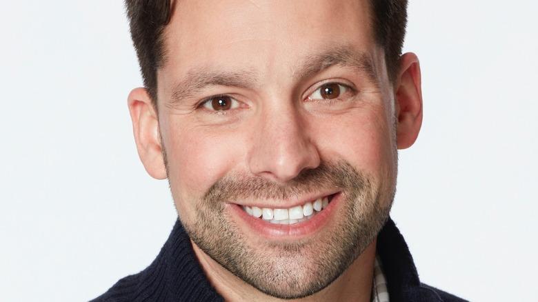 Michael Allio smiles