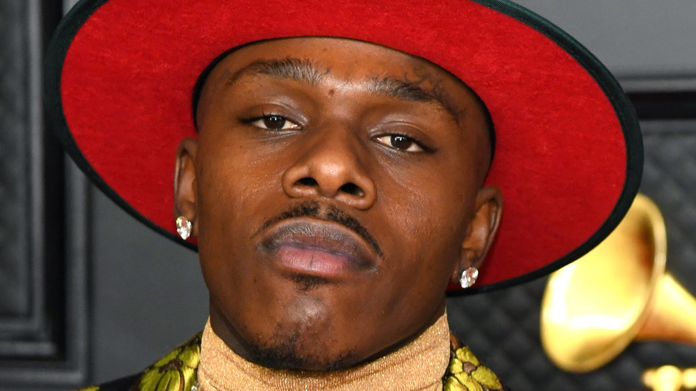 DaBaby 2021 Grammys