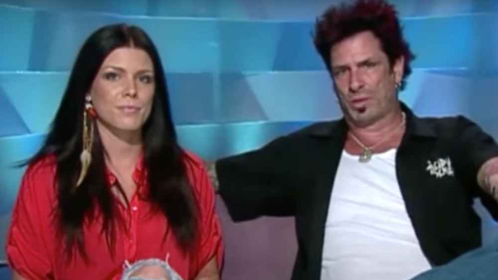 Dani Briones and Evel Dick