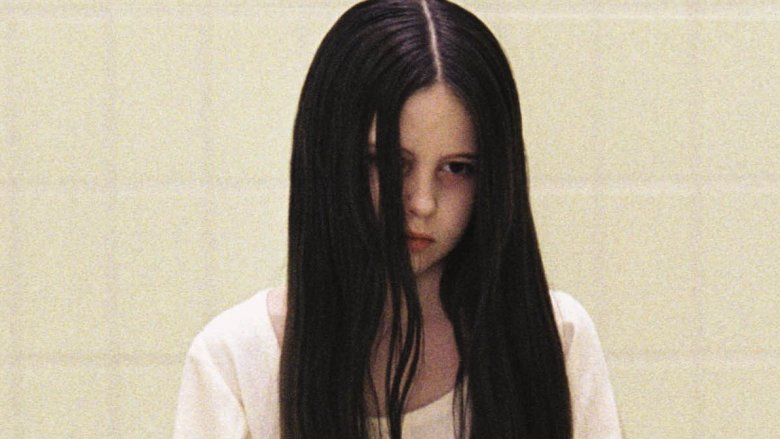 Daveigh Chase in the ring