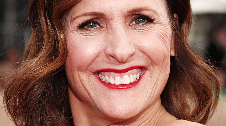 Molly Shannon attending the 24th Annual Screen Actors Guild Awards