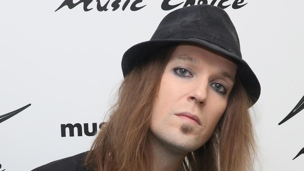 Guitarist Alexi Laiho