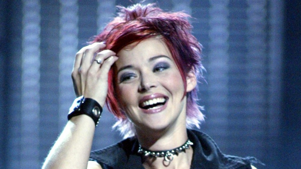 Nikki McKibbin smiling on American Idol
