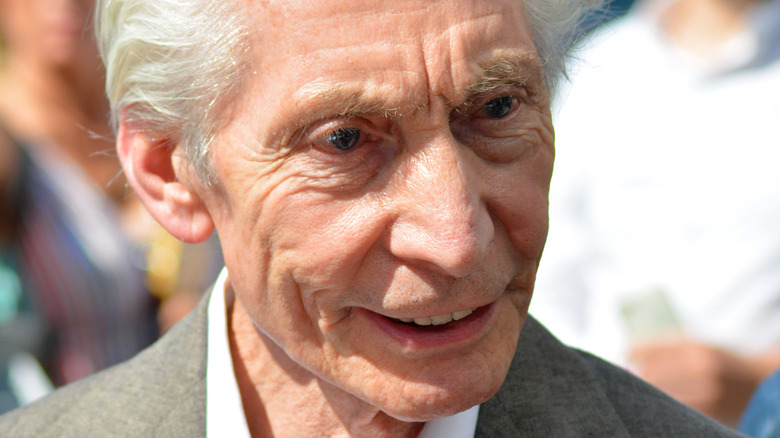Charlie Watts in 2015