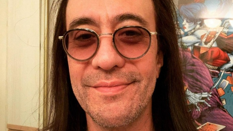 Jeff LaBar smiling glasses