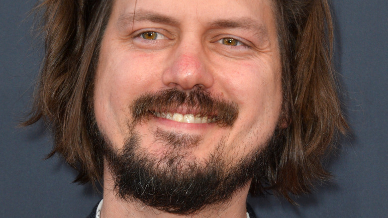 Trevor Moore at the Comedy Central Roast of Bruce Willis in 2018