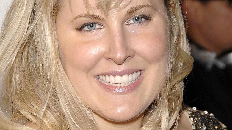 Heidi Ferrer smiling