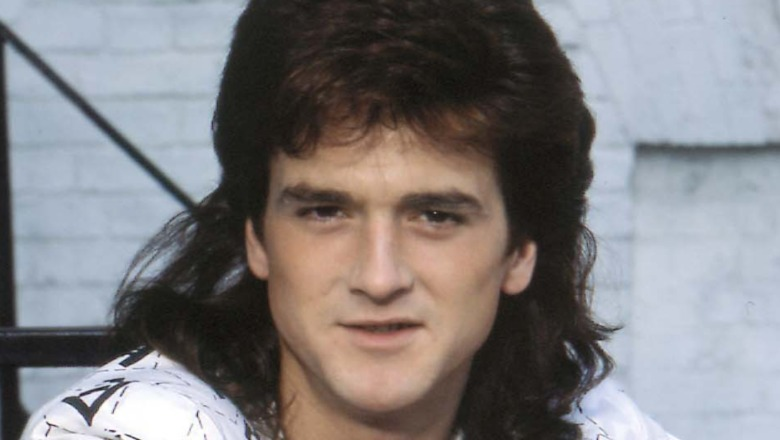 Les McKeown young