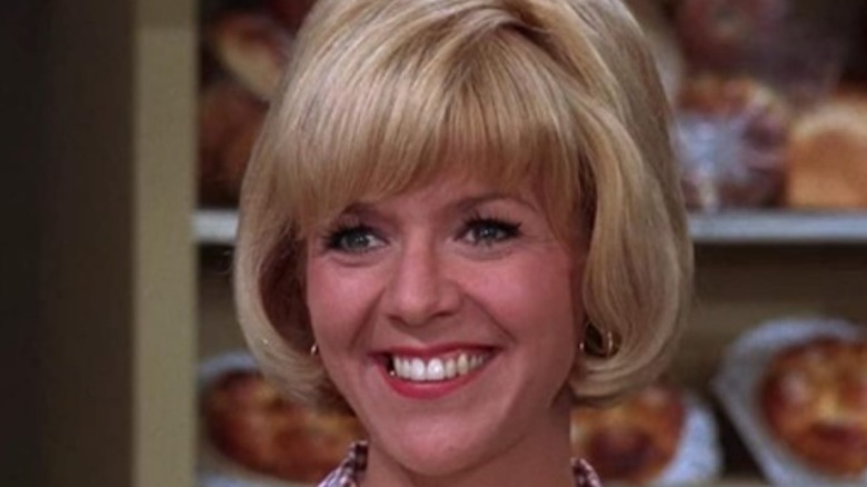 """Arlene Golonka smiling on """"The Andy Griffith Show"""""""