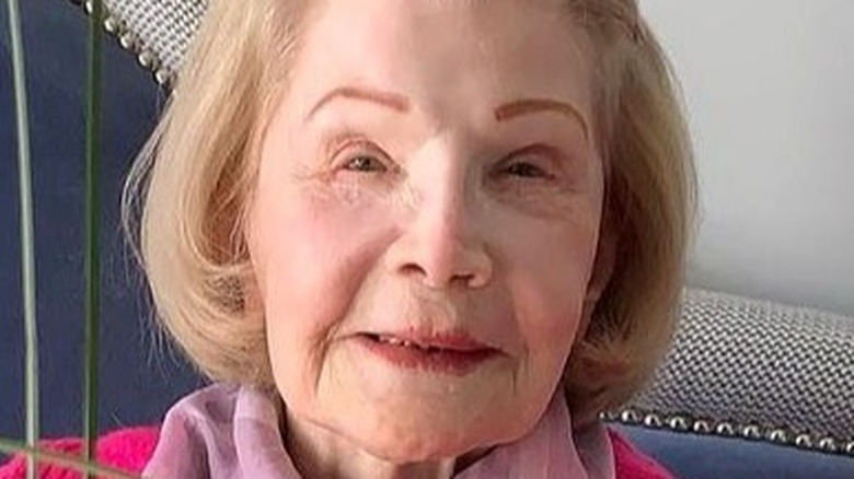 Priscilla Presley's mother, Anna Lillian Iversen