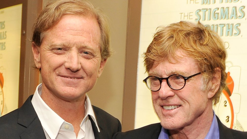 James Redford and Robert Redford