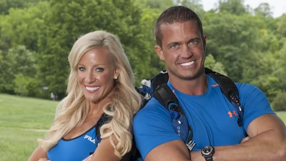 Jim Raman and Misti Raman for Amazing Race