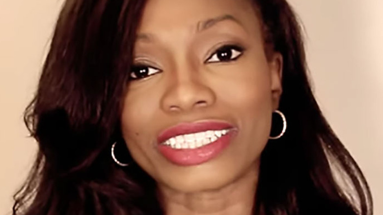 Ayesha Faines smiling
