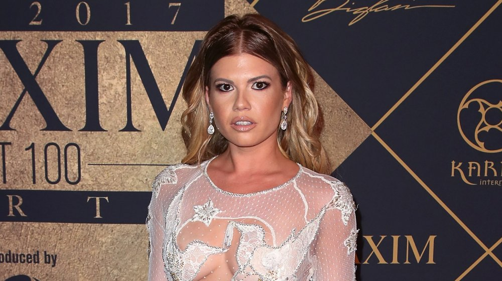 How old is chanel west coast