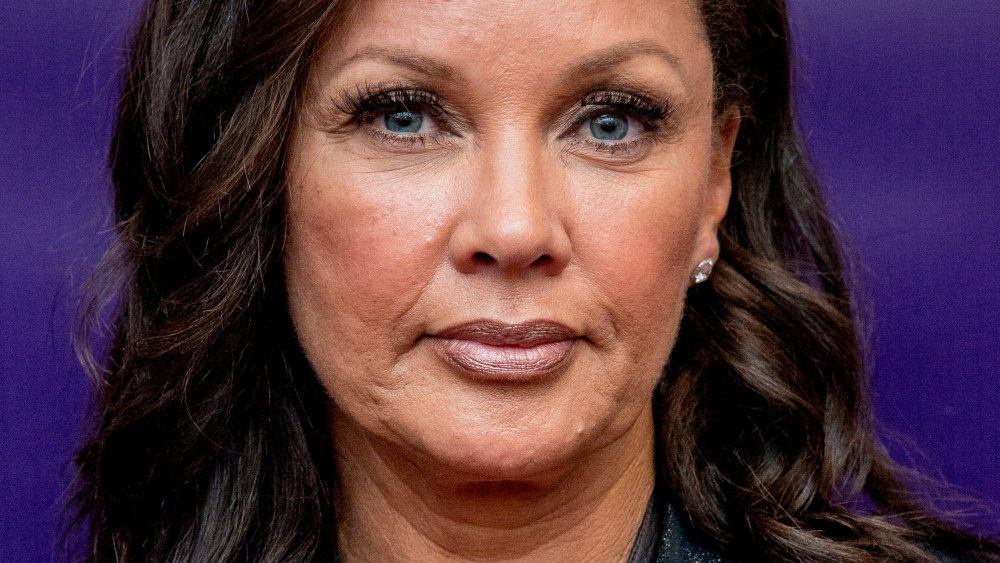 Vanessa Williams at a benefit performance of Right Before I Go