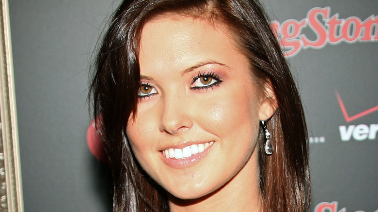 Audrina Patridge at an event in 2007