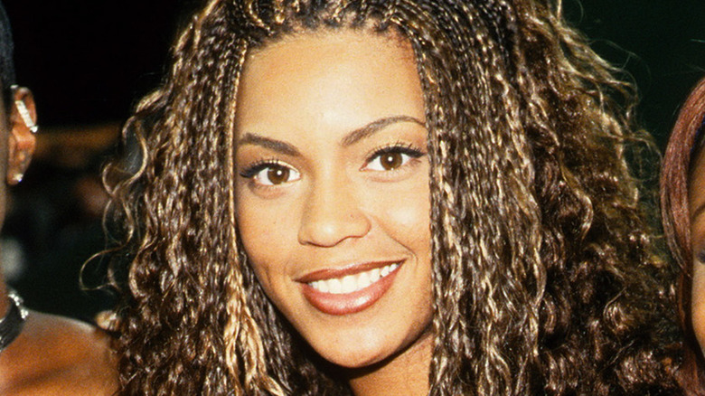 Destiny's Child smiling