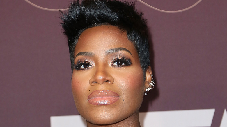 """Fantasia Barrino at """"Q 85: A Musical Celebration for Quincy Jones"""" presented by BET Networks"""