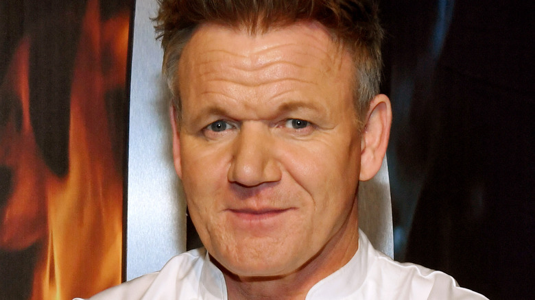 Gordon Ramsay attends the 13th annual Vegas Uncork'd by Bon Appetit Grand Tasting event