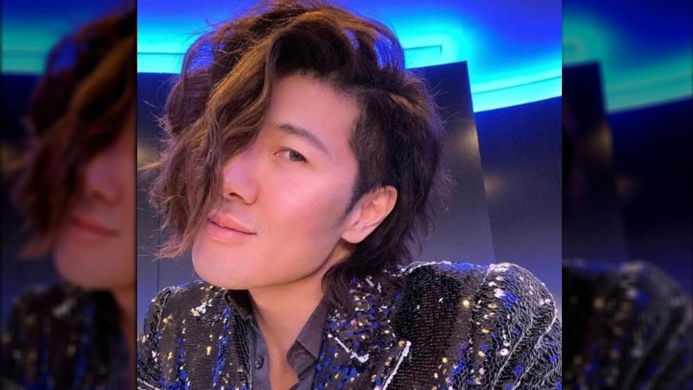 Guy Tang posing for a selfie