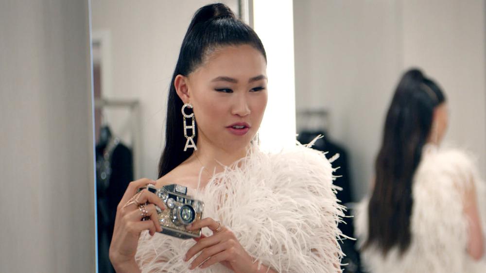 Jaime Xie on Bling Empire