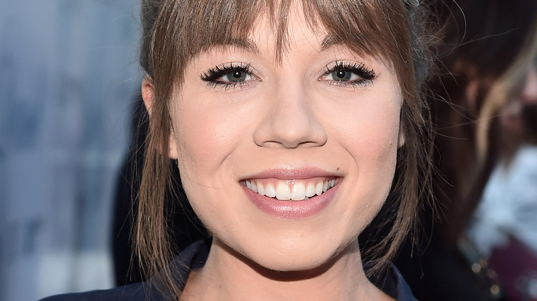 Jennette McCurdy smiles at the camera